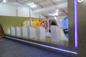 Projeto Lynx Stands | 8º Fórum Mundial da Água