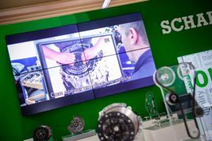Projeto Lynx Stands | Estande Schaeffler: Autopar 2018